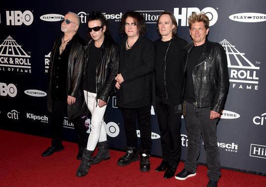 2019 Rock & Roll Hall Of Fame Induction Ceremony - Arrivals