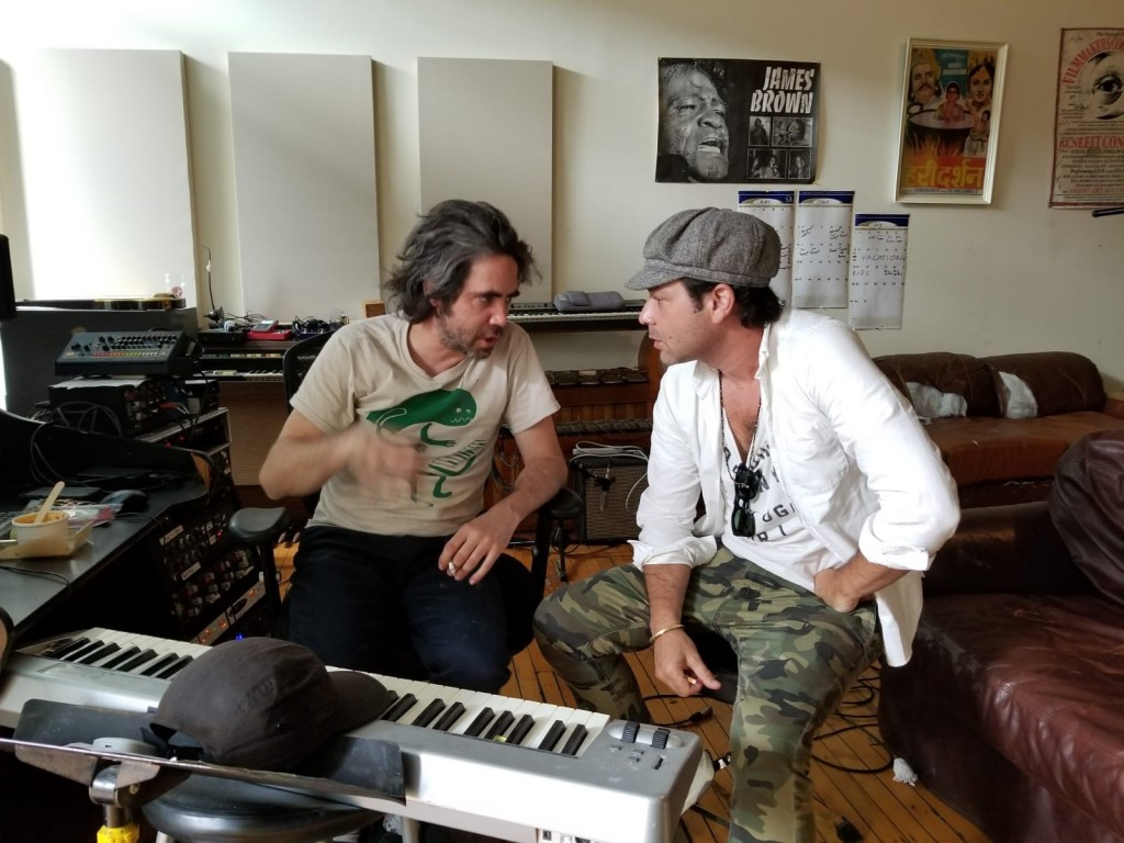 patrick-watson-and-adam-cohen-at-patrick-s-private-studio-in-montreal-photo-by-howard-bilerman